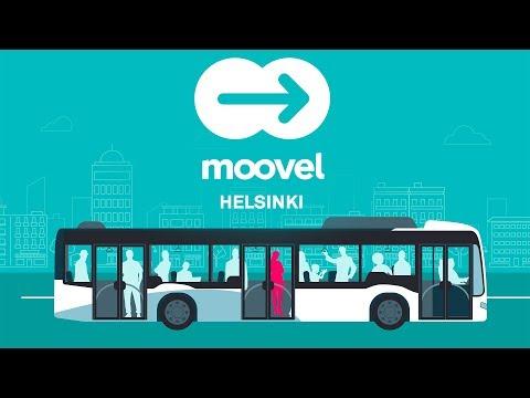 Moovel Helsinki - Mobility app promo video