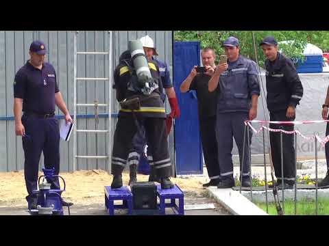 Телеканал UA: Житомир: «Найсильніший пожежний-рятувальник»_Канал UA: Житомир 19.07.19