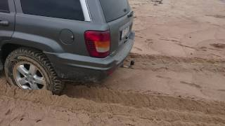 Jeep Grand Cherokee WJ test