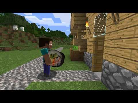 Minecraft- วันแม่ของฮีโร่บาย [พากย์ไทย]