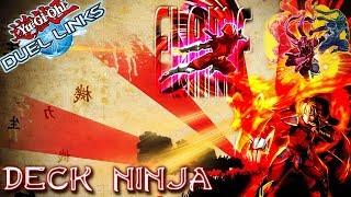 Deck Ninja (F2P) - L'Arte dello Sfondamento!! - Duel Links [ITA]