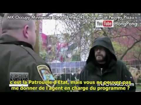 "La Police ""Infiltre"" Occupy - Mai 2012 - VOSTFR - Alex Jones"