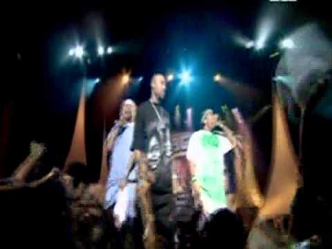 Dmx-Method Man-Ludacris - Live