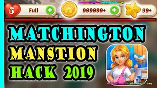 Matchington Mansion Hack 2019 Unlimited Stars and Coins for Free Android IOS Cheats LIVE PROOF!!