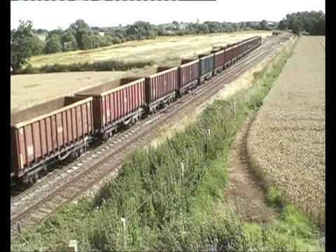 Harrowden  Jct Extreme Freight Movie!.wmv