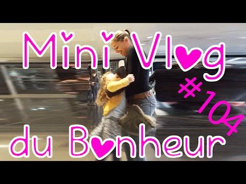 Les copines, Soirée secrète et Palais de Tokyo - Mini Vlog Bonheur #104: Paris #1 (VOST-FR)