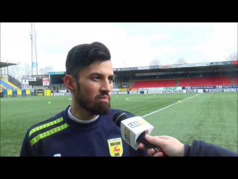 Voorbeschouwing Stefano Lilipaly FC Volendam - SC Cambuur