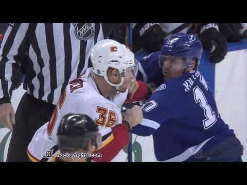 Troy Brouwer vs Alexander Killorn Jan 11, 2018