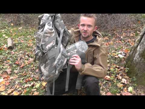 ACU MOLLE II RuckSack - Preview - The Outdoor Gear Review