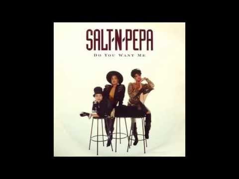 Salt-N-Pepa - Do You Want Me (European Radio Remix) HQ