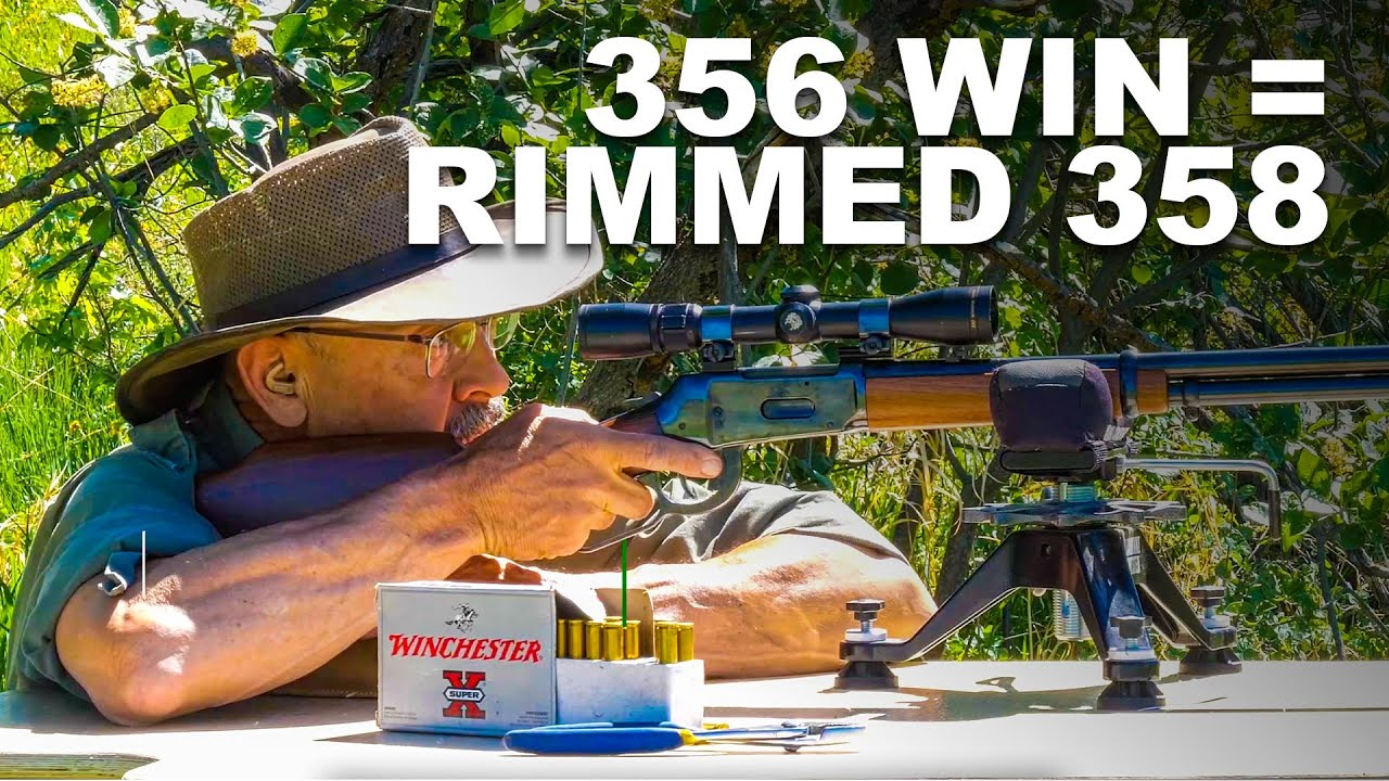 The 356 - Winchester's Rimmed 358