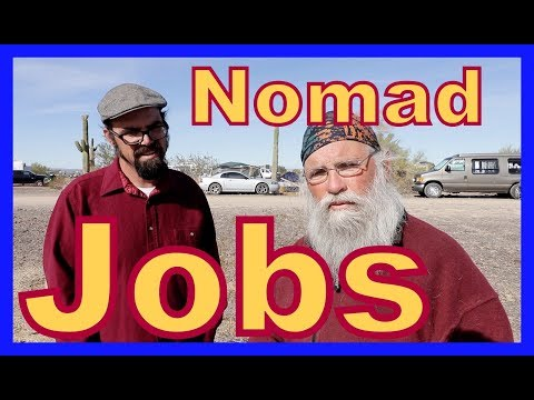 Jobs for Nomad