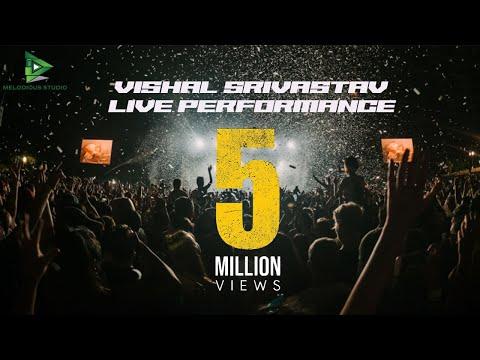 Vishal Srivastav || Live Performance || Nazar Ke Samne Jigar Ke Paas