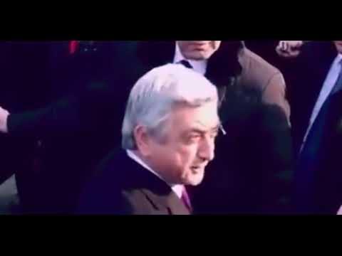 Реп про президента Армении