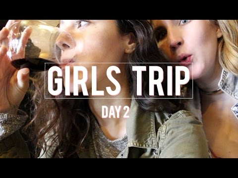 GIRLS TRIP to TEMECULA, CA DAY 2