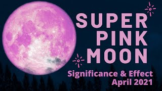 #stayhome and watch the super pink moon #withmeit won't actually be pink, but it will appear to biggest brightest of all full moons 2021.th...