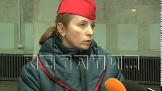 Вестибюль станции метро «Кировская» теперь будет начинать работу на полчаса раньше