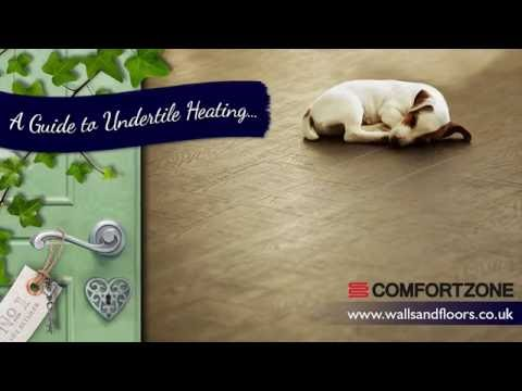 Comfort Zone: Underfloor Heating Guide