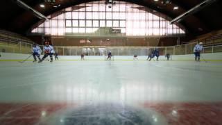 Блед. Хоккейный лагерь.