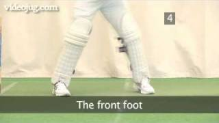 How To Play The Back Foot Defensive
