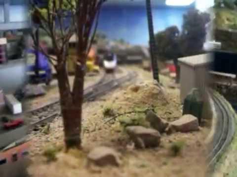Fast Trains in El Paso
