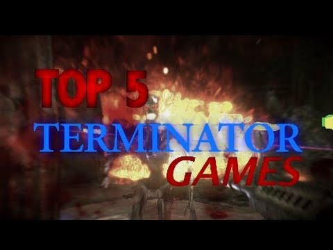 Top 5 Terminator Games
