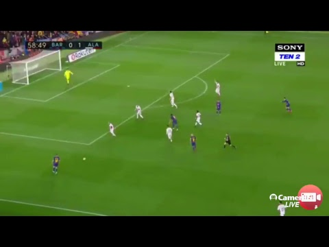 Barcelona live match today