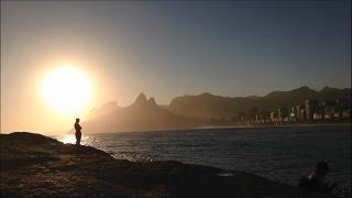 Documentário Praia do Arpoador