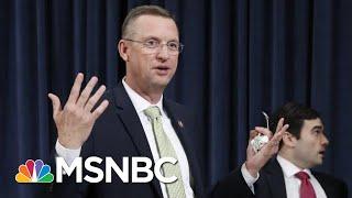 Collins Blasts Democrats For 'Bush-League' Impeachment Hearing 'Crap' | The 11th Hour | MSNBC