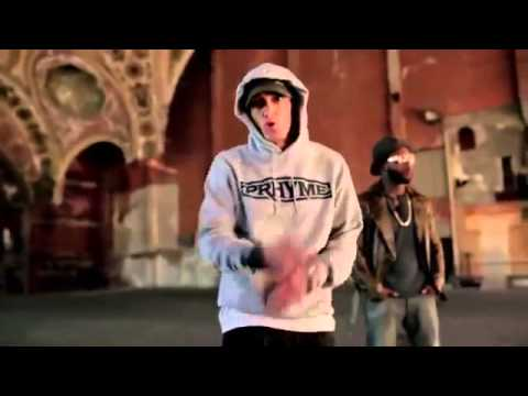 Eminem Shady CXVPHER Freestyle Eminem's part HD OFFICIAL VIDEO