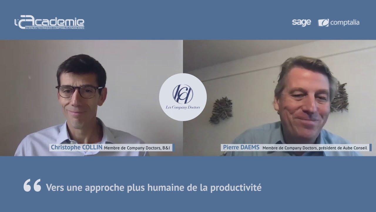 Les Entretiens de l'Académie : Christophe Collin & Pierre Daems