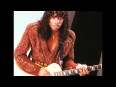 Rick James -- Give It To Me Baby