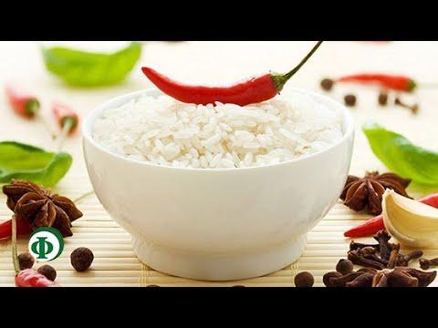Очищение организма рисом и гречкой. Чистка народными
