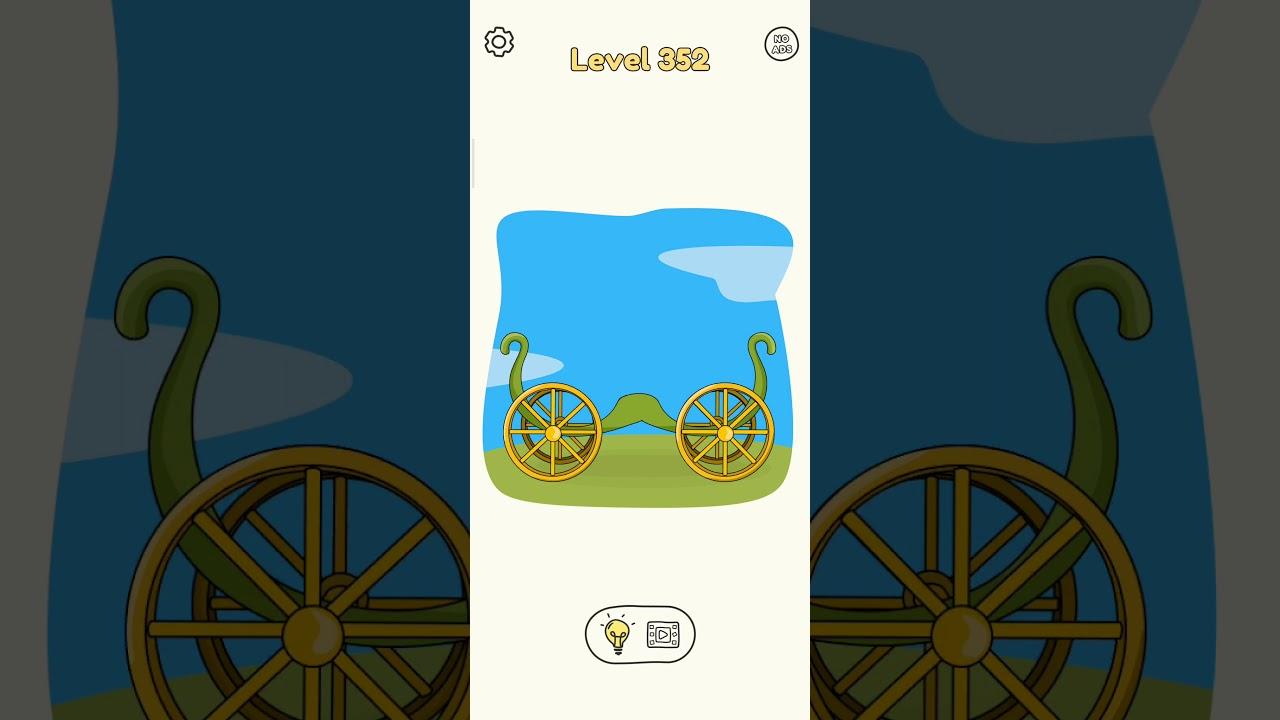 1772020 jawaban brain test 2 prison escape level 1 20 prison escape adalah mini game ketujuh dari permainan brain test 2. Jawaban DRAW ONE PART ( DOP ) Level 352 - YouTube