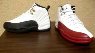 Air Jordan XII black   white taxi unboxing - review - YouTube d3a8bf7eb