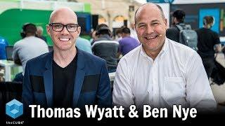 Download Thomas Wyatt, AppDynamics & Ben Nye, Turbonomic | Cisco Live US 2019
