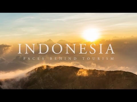 INDONESIA - faces behind tourism