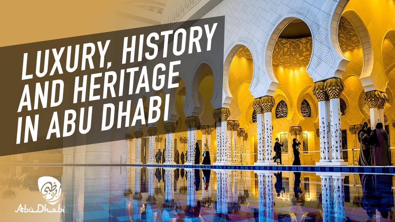 Abu Dhabi in 360 : Emirates Palace, Sheikh Zayed Mosque and Qasr Al Muwaiji