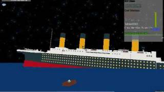 ROBLOX movies- Titanic.wmv