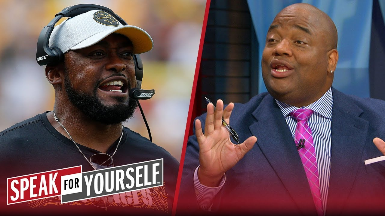 Jason Whitlock on the Steelers being 'all in' this season | NFL | SPEAK FOR YOURSELF