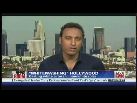 Whitewashing Hollywood, Aasif Mandvi Interview with Suzanne Malveaux (May 16, 2012)