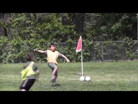 Happy Hollow School Gaelic F'Ball  Program  2011 mikemoynihangda V1