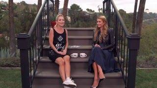 Paris Hilton on Talk Stoop 2015