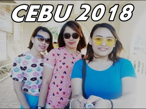 TRAVEL VLOG: CEBU 2018