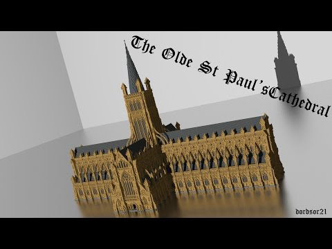 Old St Pauls Cathedral