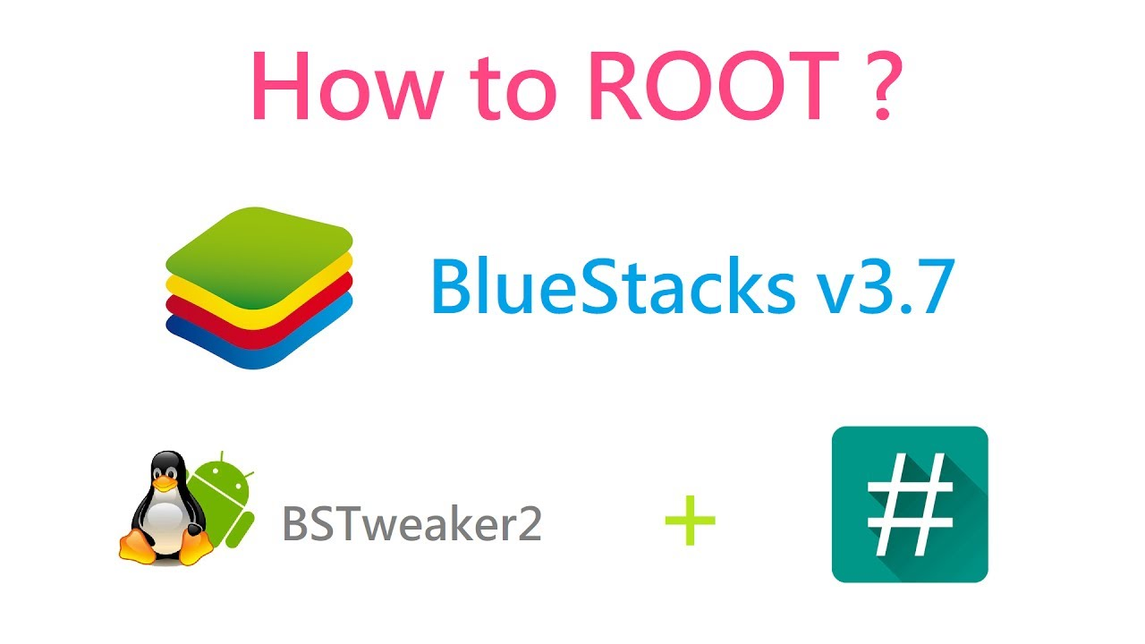 BlueStacks 3.7 ROOT 教學 with SuperSU - YouTube
