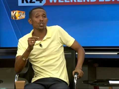 K24 Weekend Edition with Mohamed Ali  [INTERVIEW]