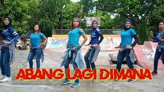 Download lagu Abang Lagi Dimana_Dj Remix_Senam Kreasi_By Zin Shanty
