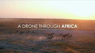 Breathtaking Drone Footage Filmed Throughout Africa | Rhino Africa