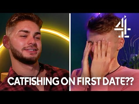 He THINKS He's On A Date With A Girl?! Catfished! | The Circle